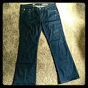Perfect condition boot cut jeans